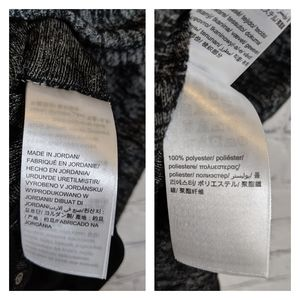 Calvin Klein Jeans Sweaters - NWT Calvin Klein Jeans Heather Gray Black Sweater